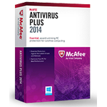 McAfee Anti-Virus Plus 2014